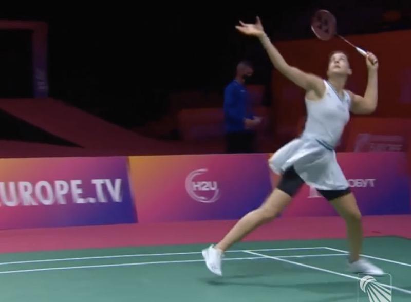马琳VS伊吉特 2021欧锦赛 女单半决赛视频