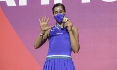 最新奥运积分排名:马琳升至第4,国羽无变化