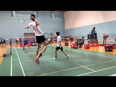 【低视角】2021新加坡全国赛,这水平比中国省队如何?