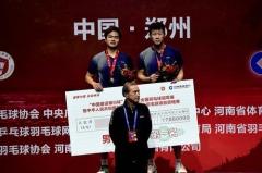 全运会收获12张直通券,广州羽毛球队厚积薄发
