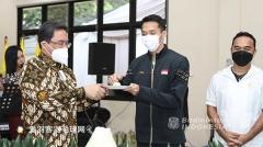 印尼队签约新赞助商!奥运目标至少一枚金牌