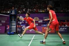 国羽男双仅一对组合获奥运资格,创有史以来最差纪录