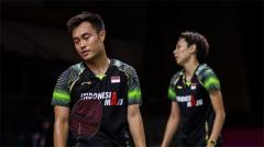 印尼第2混双被挤出奥运阵容,教练准备向羽联抗议
