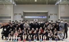 韩国队举行联赛检验选手状态,安洗莹等全部参加