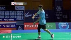 李东根7-21惨遭血洗,印尼打入5项决赛丨2021西班牙大师赛半决赛