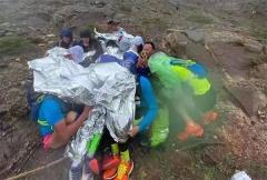 马拉松21人遇难!夏天冻死人的失温,被忽视的运动杀手