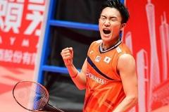 日本队将举行奥运模拟赛,桃田贤斗vs常山干太