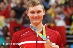 丹麦公布奥运参赛名单!安赛龙目标超越上届铜牌