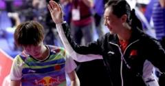 奥运两冠王张宁曾被边缘化9年 寄语陈雨菲何冰娇