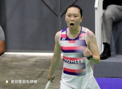 羽联评奥运女单5大黑马 张蓓雯布桑兰上榜