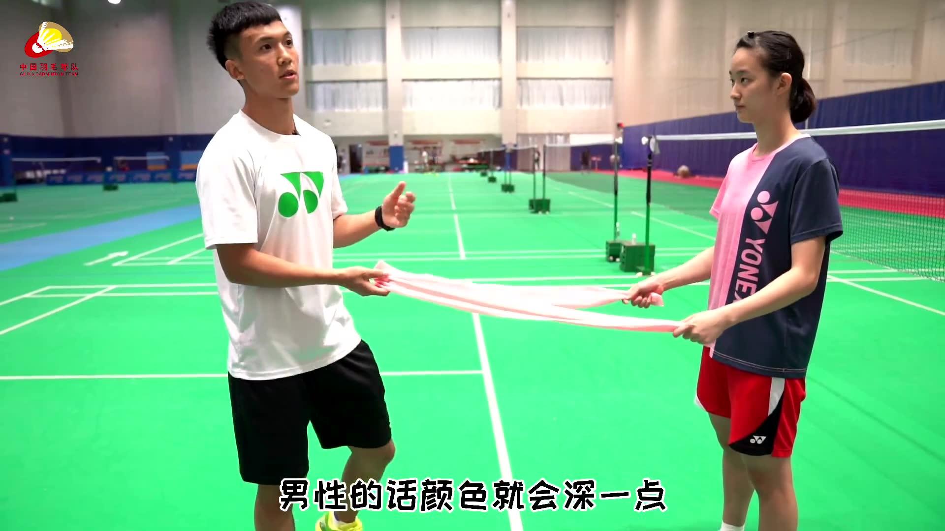 国羽小课堂丨打球后肌肉酸痛?体能教练教你正确放松