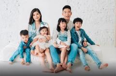 长期隔离训练,陈炳顺感谢太太照顾4个小孩
