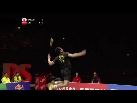 神一般的存在!林丹2011年世锦赛夺冠精彩集锦