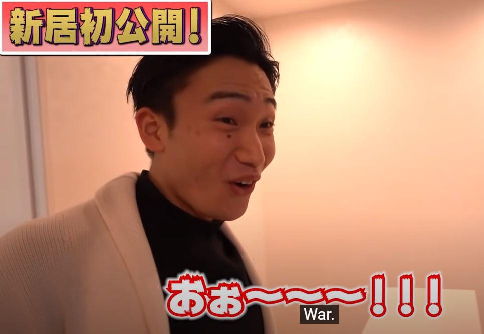 桃田晒刚刚装修好的新家,世界冠军住1室1厅?