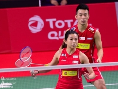 吴柳莹3战奥运,将出任马来西亚旗手
