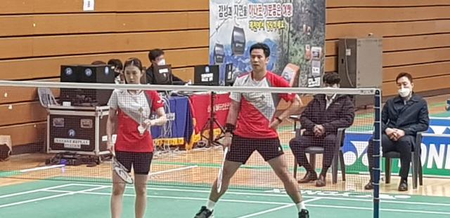 高成炫/严慧媛vs金元昊/李幽琳 2021全韩夏季锦标赛混双决赛