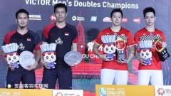 印媒:看好印尼男双会师奥运决赛