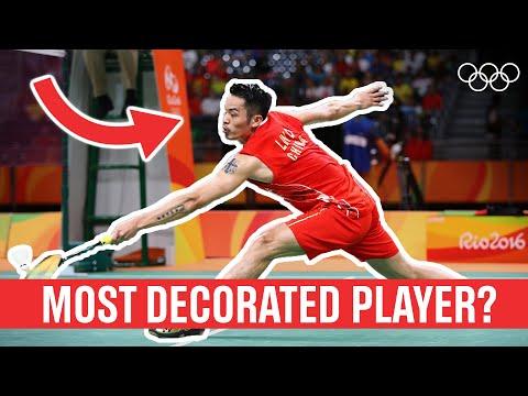 羽坛奥运最伟大男选手TOP10,林丹只能排第3?