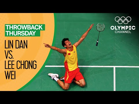 4K画质!北京奥运男单决赛,最惨烈的林李大战