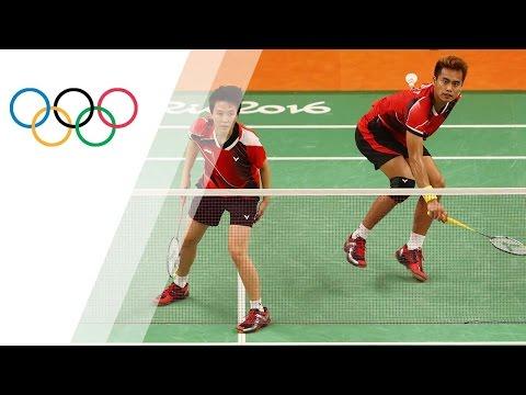 回顾里约奥运决赛,炳叔娘娘vs艾哈迈德/纳西尔集锦