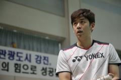 李龙大寄语韩国队:不要有压力 冷静思考