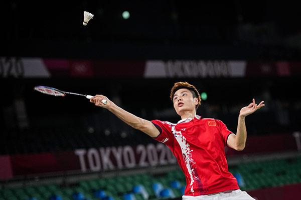石宇奇奥运首秀集锦,2-0拿下马耳他选手