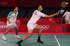 奥运羽球小组赛第4天对阵出炉 李洋王齐麟赢生死之战