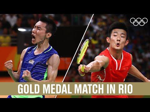 回顾上届奥运决赛谌龙vs李宗伟集锦!明天谌龙能否成功卫冕?