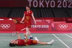 渡边勇大成日羽首位奥运夺牌男选手