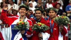 陶菲克鼓励金廷冲击奥运金牌