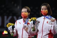 凡晨:银牌也是鼓励 备战下一届奥运