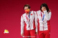 陈清晨:没把金牌拿回来,对不起你们