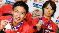 传桃田与福岛由纪感情复合,原计划奥运后对外公布