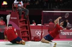 奥运冠军说丨黄东萍:勇敢面对每一个艰难的时刻