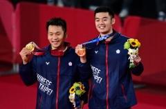 王齐麟:明年目标夺得全英赛亚运会金牌
