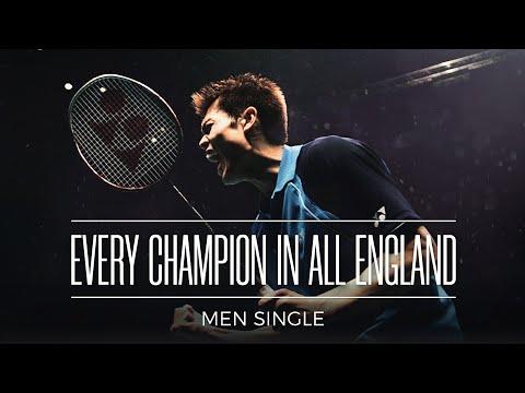 2000-2010全英赛男单决赛集锦,这是属于林丹的时代