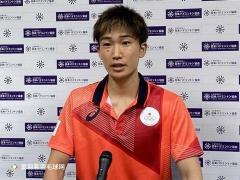 桃田:东奥被爆冷因压力大 下届奥运从零开始
