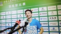 谌龙0:2石宇奇 雅思黄鸭双塔晋级决赛