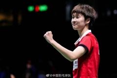 中国3-0横扫韩国 晋级决赛