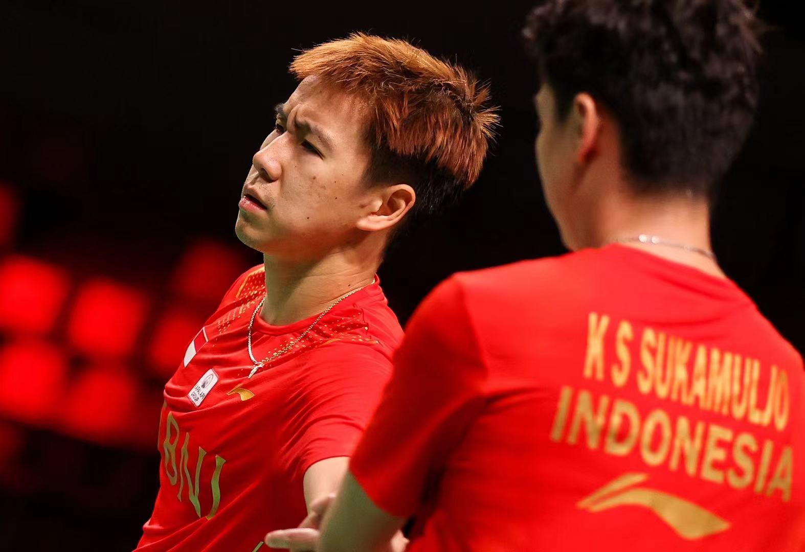 小黄人迷之状态,差点被泰国组合2-0送走