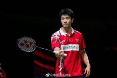 中国3-0泰国 国羽半决赛对阵日本