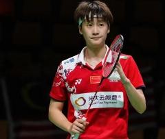 中国3-1战胜日本重夺尤伯杯 第15次捧杯