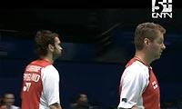 柳延星/高成炫VS安东尼/克里斯托弗 2011苏迪曼杯 男双资格赛视频