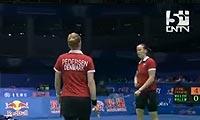 尤尔/佩蒂森VS怀特/沃尔沃克 2011苏迪曼杯 女双资格赛明仕亚洲官网