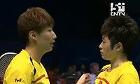 王晓理/于洋VS古塔/蓬纳帕 2011苏迪曼杯 女双1/4决赛视频