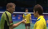 陈文宏/云天豪VS郑在成/李龙大 2011苏迪曼杯 男双1/4决赛视频