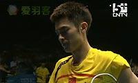 林丹VS朴成焕 2011苏迪曼杯 男单半决赛视频
