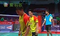 刘小龙/邱子瀚VS迪瓦卡/乔普拉 2013苏迪曼杯 男双资格赛视频