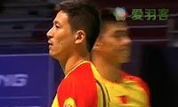 蔡赟/傅海峰VS塞蒂亚万/普拉塔玛 2013苏迪曼杯 男双资格赛视频