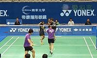 高成炫/金荷娜VS张御宇/艾米利亚 2013亚锦赛  混双1/4决赛视频
